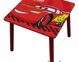 Fun House Квадратна маса Disney PIXAR Cars