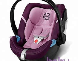 Cybex Столче за кола Aton 4 Princess Pink purple