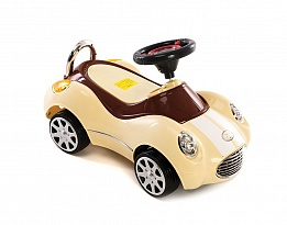 Ride-on SUPER RIDER BEIGE