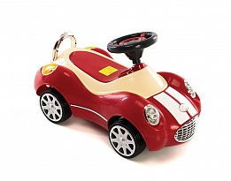 Ride-on SUPER RIDER RED