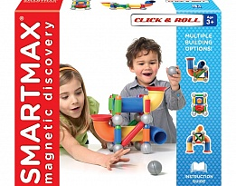 Конструктор Smart Max click and roll SmartGames