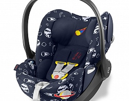 Столче за кола Cloud Q Fashion Collection Anna K Space rocket Cybex