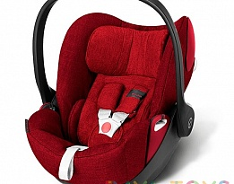 Столче за кола Cybex Cloud Q PLUS Hot and Spicy 2015