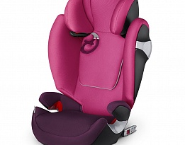 Столче за кола Cybex Solution M Fix Mystic Pink 2017