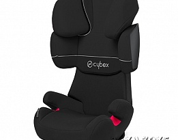 Столче за кола Cybex Solution X Pure Black 2014