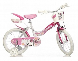 Детско колело Hello Kitty Scandinavia 16 инча Dino Bikes