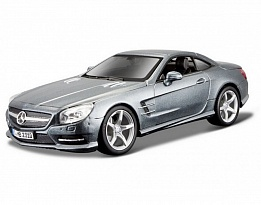 Bburago - модел на кола 1:24 - Mercedes Benz sl 500
