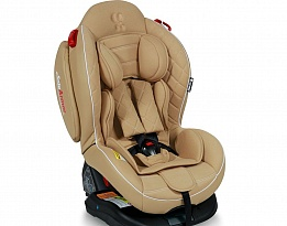 Стол за кола 0-25 кг ARTHUR+SPS ISOFIX LEATHER BEIGE