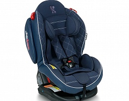 Стол за кола 0-25 кг ARTHUR+SPS ISOFIX LEATHER DARK BLUE