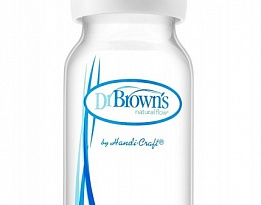 Шише Dr.Brown's Narrow-Neck Options 120 ml.