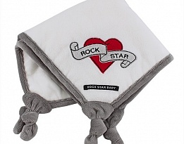 Rock Star Baby утешител Heart & Wings
