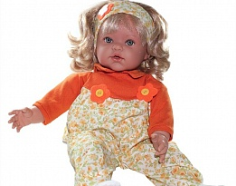 "Magic baby кукла ""Susy Orange Pyjamas"""