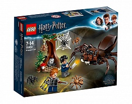 LEGO Harry Potter 75950 - Бърлогата на Aragog