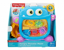 Играчка Fisher Price, чудовищен лабиринт