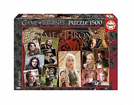 Пъзел EDUCA GAME OF THRONES 1500ч 17125