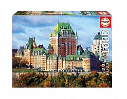 Пъзел EDUCA THE CHATEAU FRONTENAC 1000ч 17107
