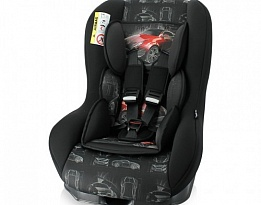 Стол за кола Beta Plus  0-18kg Black&Red Car