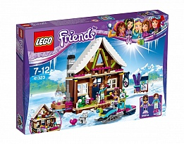 LEGO Friends 41323 - Къща в зимния курорт