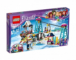 LEGO Friends 41324 - Лифт в зимния курорт