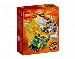 LEGO Marvel Super Heroes 76091 - Mighty Micros: Thor vs. Loki