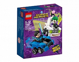 LEGO DC Comics Super Heroes 76093 - Mighty Micros: Nightwing vs. The Joker