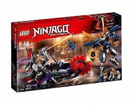 LEGO NINJAGO Movie 70642 - Killow срещу Samurai X