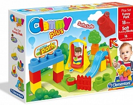 Детски конструктор Clemmy - Plus Play Set