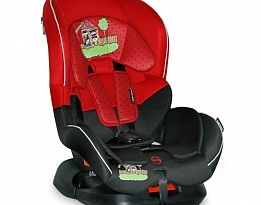 Стол за кола Concord 0-18kg Red&Black FAMILY