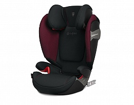 Детско столче за кола Cybex Cybex Solution S Fix Ferrari Victory Black