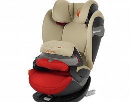 Стол за кола Cybex Pallas S Fix Autumn Gold 518000931