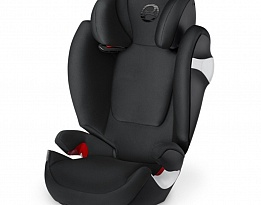 Стол за кола Cybex Solution M Lavastone black  518000463
