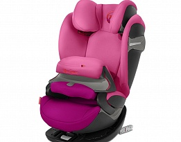 Стол за кола Cybex Pallas S Fix Passion Pink 518000933