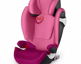 Стол за кола Cybex Solution M Fix Passion pink 518000490