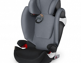 Стол за кола Cybex Solution M Fix Pepper black 518000486