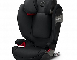 Стол за кола Cybex Solution S Fix Lavastone black 518000950