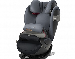 Стол за кола Cybex Pallas S Fix Pepper black 518000929