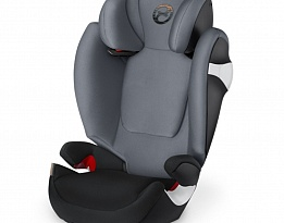 Стол за кола Cybex Solution M Pepper Black 518000471