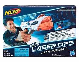 Нърф Hasbro Laser Ops Pro AlphaPoint Е2280