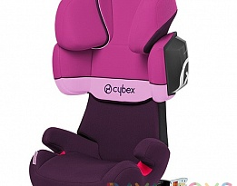 Столче за кола Cybex Solution X2 Fix Purple Rain 2015