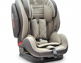 Автостол Mars Isofix Beige Leather 9-36 Kg