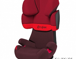 Столче за кола Cybex Solution X Rumba Red 2014