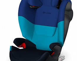 Стол за кола Cybex Solution M Fix Blue Moon