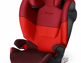 Стол за кола Cybex Solution M Fix Rumba Red