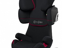 Стол за кола Cybex Solution X2 Fix Ferrari Victory Black