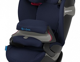Стол за кола Cybex Pallas S Fix Indigo Blue
