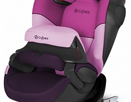 Стол за кола Cybex Pallas M Fix Purple Rain