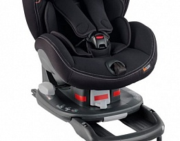 BeSafe столче за кола iZi Comfort X3 Isofix 50 Black Car Interior
