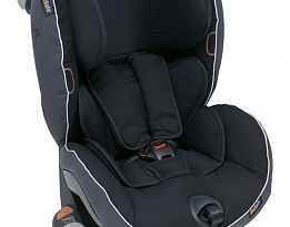 BeSafe столче за кола iZi Comfort X3 01 Midnight Black Melange