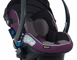 BeSafe столче за кола iZi Sleep 38 Fresh Purple/Grey