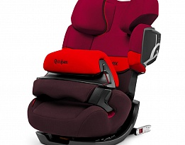 Столче за кола Cybex Pallas 2 Fix Rumba Red